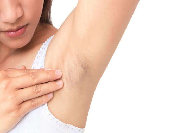 Here S Why Your Underarms Itch Like Crazy Sometimes The Times Of India
