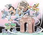 Delhi Budget saves the day