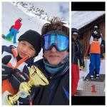 Shah Rukh Khan is proud papa of 'ski champion' AbRam