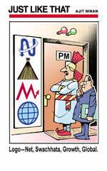 'Net, Swachhata, growth, global'