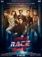 Salman Khan introduces his Race 3 family poster starring Jacqueline Fernandez, Anil Kapoor, Saqeeb Salem, Daisy Shah and Bobby Deol