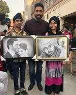 Abhishek Bachchan thanks fans for showering 'unconditional love'
