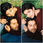 October stills: Varun Dhawan, Banita Sandhu's picture to put a smile on your face