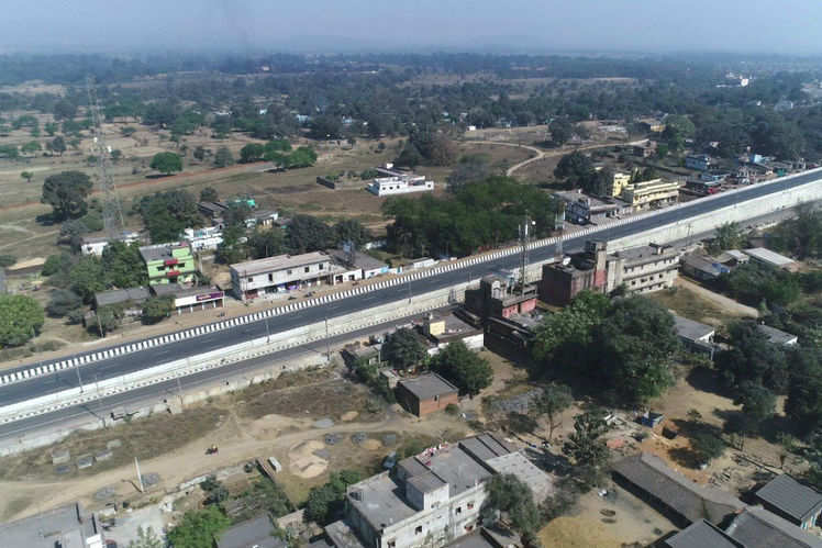 which national highway connects delhi and mumbai