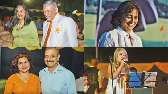 A gala dinner concludes the Captain's Cup at AEPTA