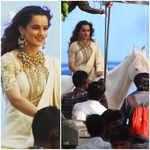 Kangana Ranaut rides a white horse as Rani Lakshmibai in Manikarnika: The Queen of Jhansi