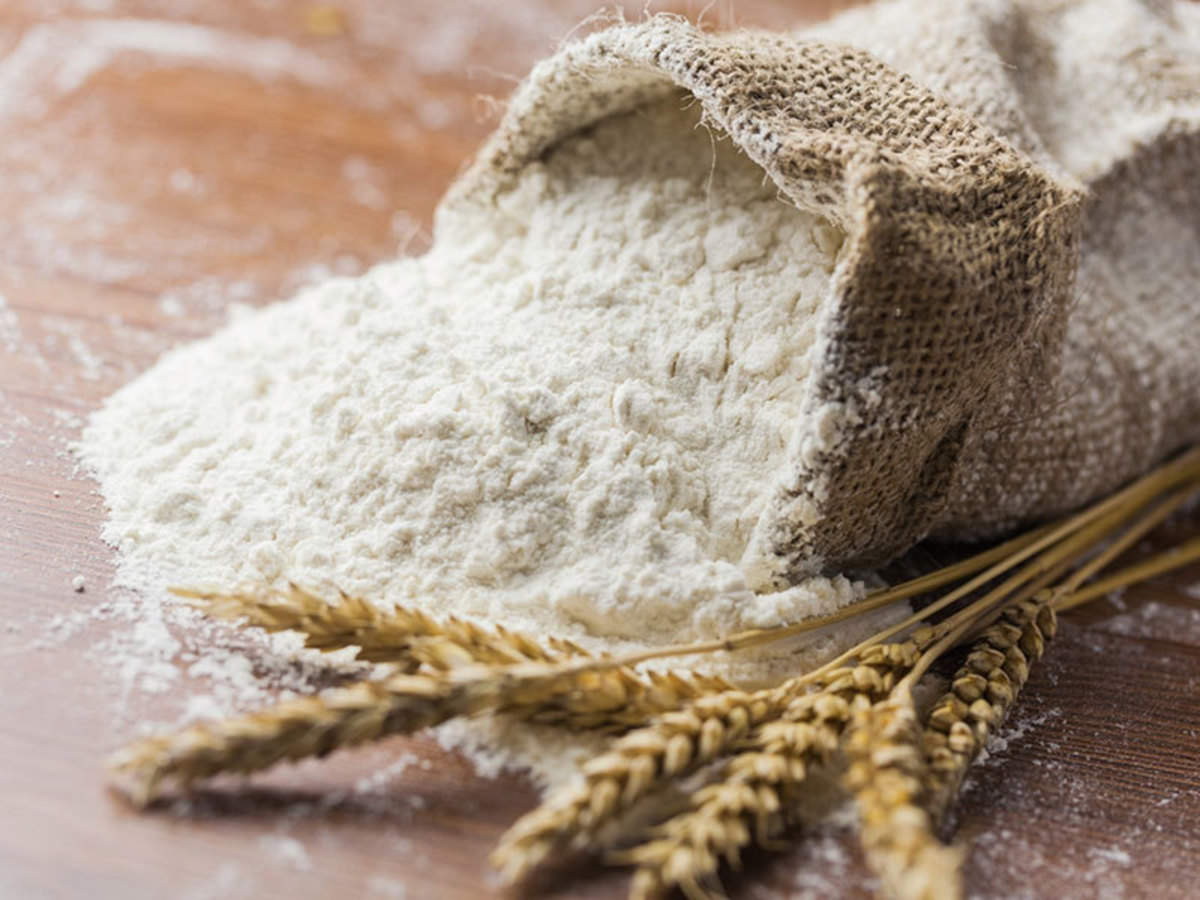 What's the difference between whole wheat flour and refined flour | The Times of India