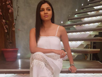Woh Apna Sa's Manasi Salvi looks hot in a white attire