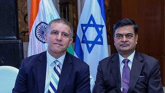 Celebrating 70 years of Israeli Independence in Delhi