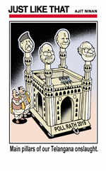 Time for Telangana onslaught