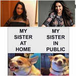 Deepika Padukone's sister Anisha reveals about the actress' public and private image