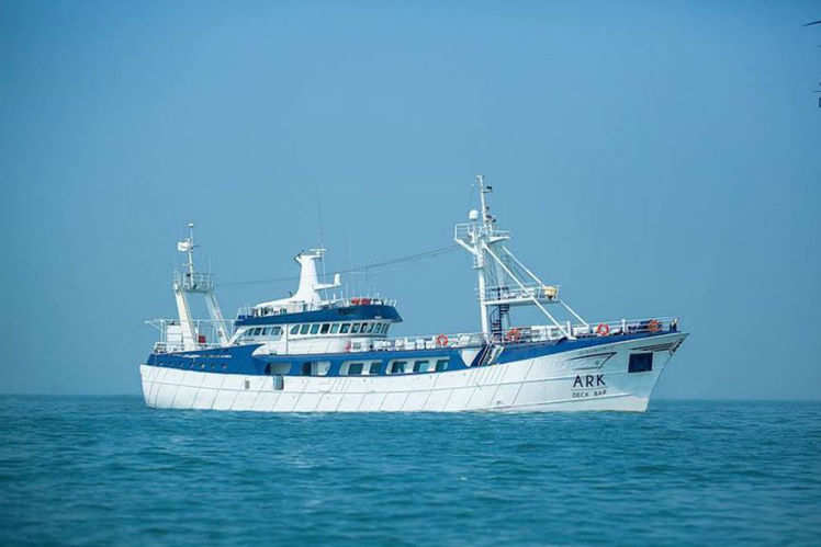 Mumbai's floating sea restaurant sinks!