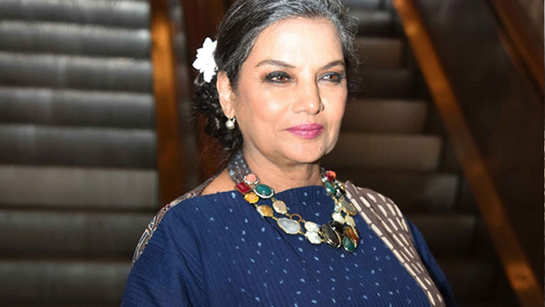 Shabana Azmi on mensuration: 'We have to get rid of the taboo'