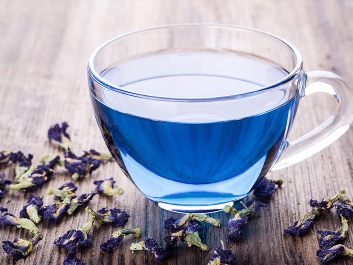 Image of Blue Tea