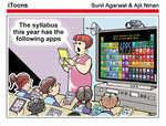 Hi-tech classroom
