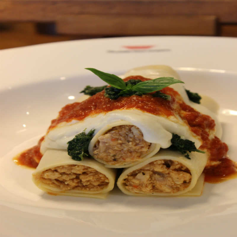 Chicken Cannelloni Recipe How To Make Chicken Cannelloni