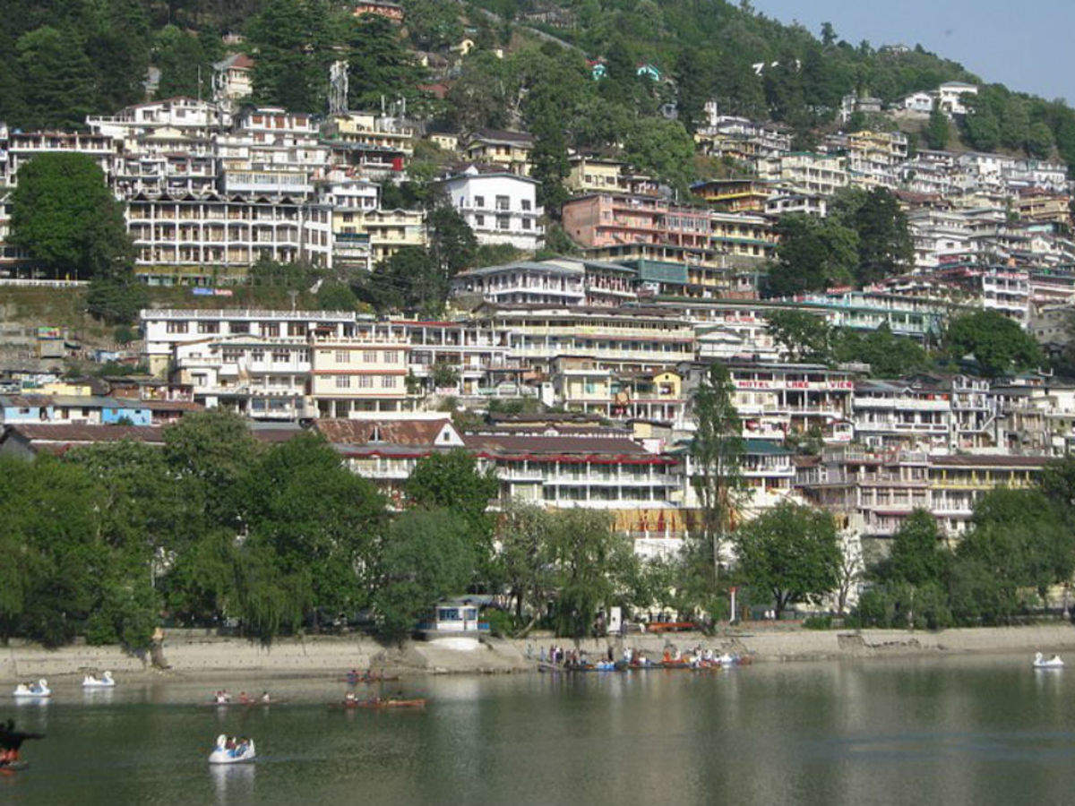"""Nainital declared """"housefull"""" to curb tourist inflow 