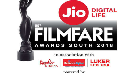 Celebs at 65th Jio Filmfare Awards (South)