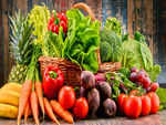 Your diet should be free from chemicals