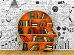 Your bookshelf reveals all this about your personality!