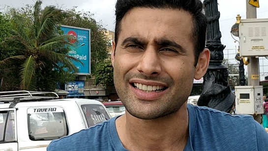 If you haven't eaten at Juhu beach, you've not lived in Mumbai, says Freddy Daruwala