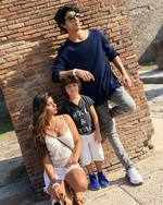 Here's how Shah Rukh Khan's kids – Aryan, Suhana and AbRam are holidaying in Italy