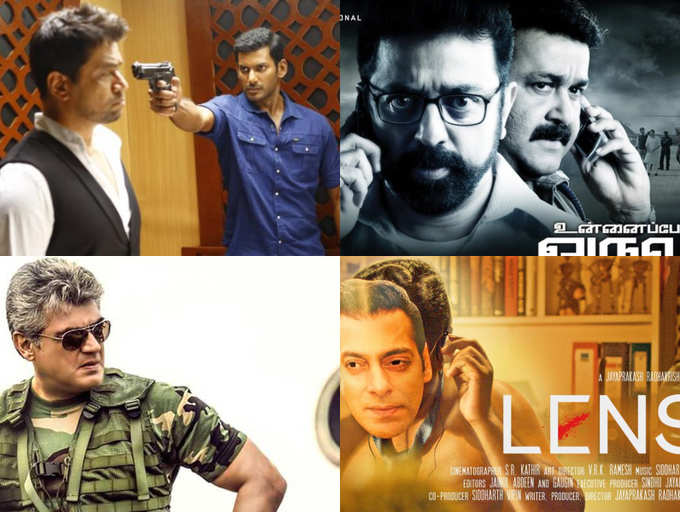 'Irumbu Thirai' to 'Vivegam': A look at cyber-crime thrillers in Tamil cinema