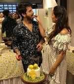Mira Kapoor and Shahid Kapoor's baby shower
