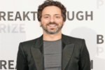 Sergey Brin, president of Alphabet