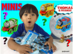At the age of 3, Ryan made his first video