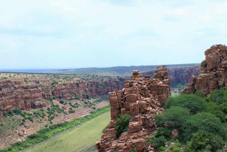 Gandikota―India's own 'grand canyon' that can turn Arizona green