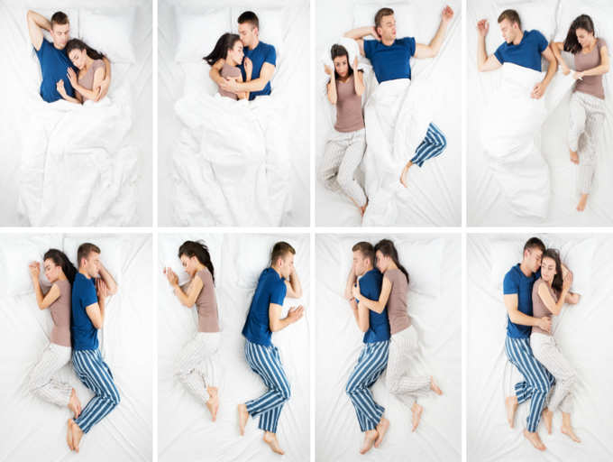 What Your Sleeping Position Reveals