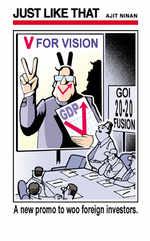 V for vision