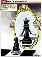 Talaq checkmate