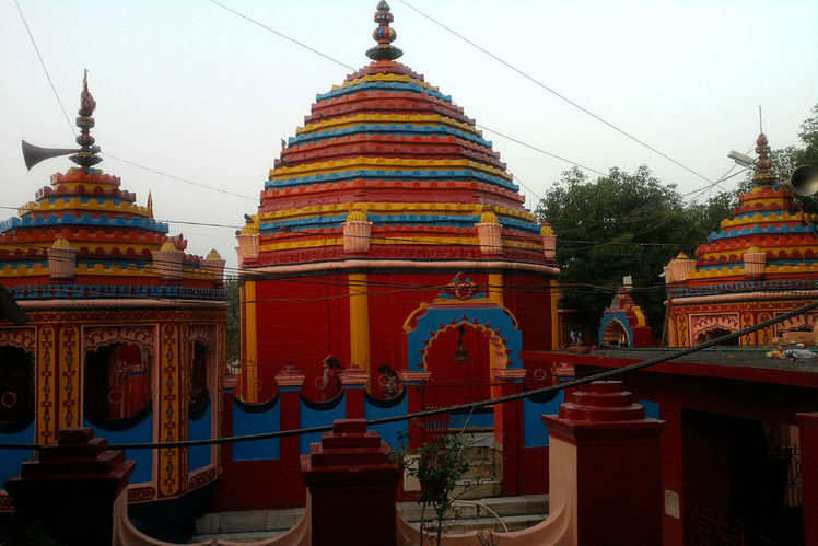 Worshipping 'headless deity' at Chinnamasta Temple in Jharkhand