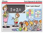 Teacher Vs Alexa