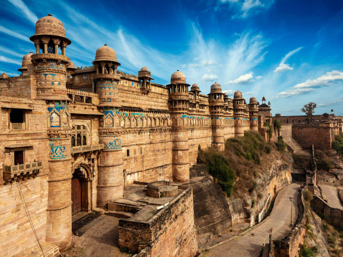 If you dream of becoming Tansen, visit Gwalior Fort once for sure | Times  of India Travel