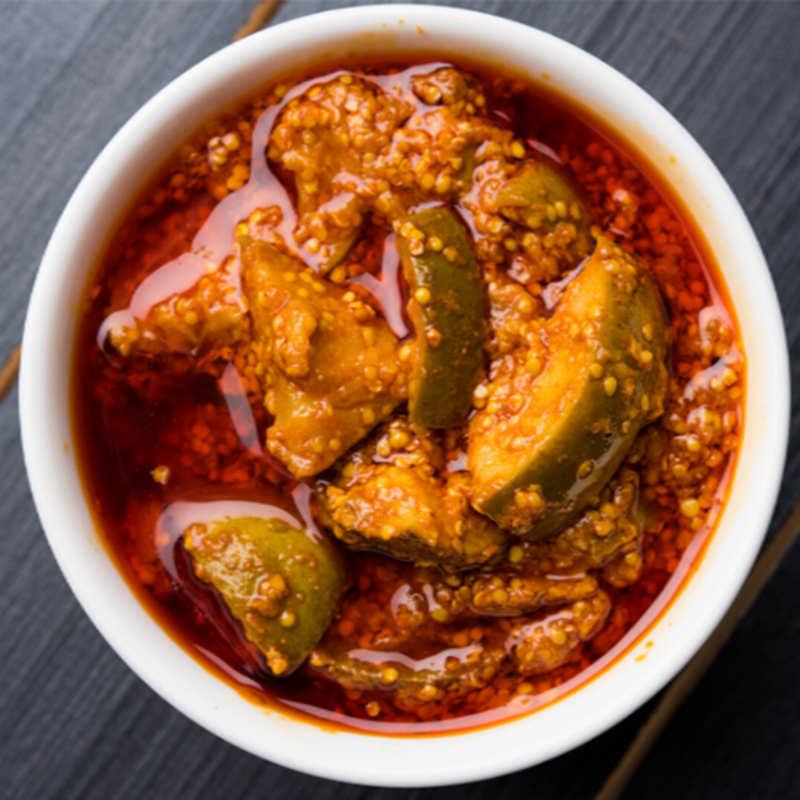 Kadumanga Achar Recipe: How to Make Kadumanga Achar Recipe | Homemade Kadumanga Achar Recipe