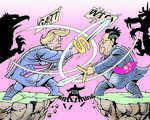 'Tirade' Wars