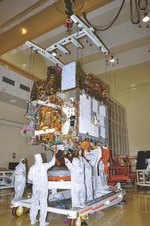 Astrosat, India's first astronomy satellite