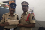Telangana cop turns superhero for Kerala flood victims