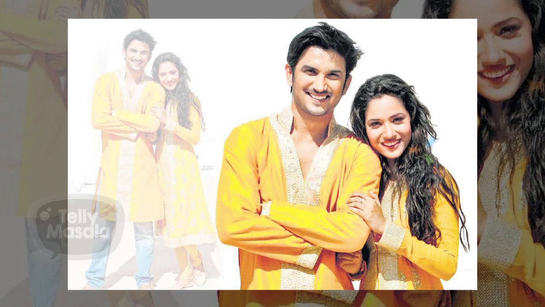Ex-lovers Sushant Singh Rajput and Ankita Lokhande back on screen
