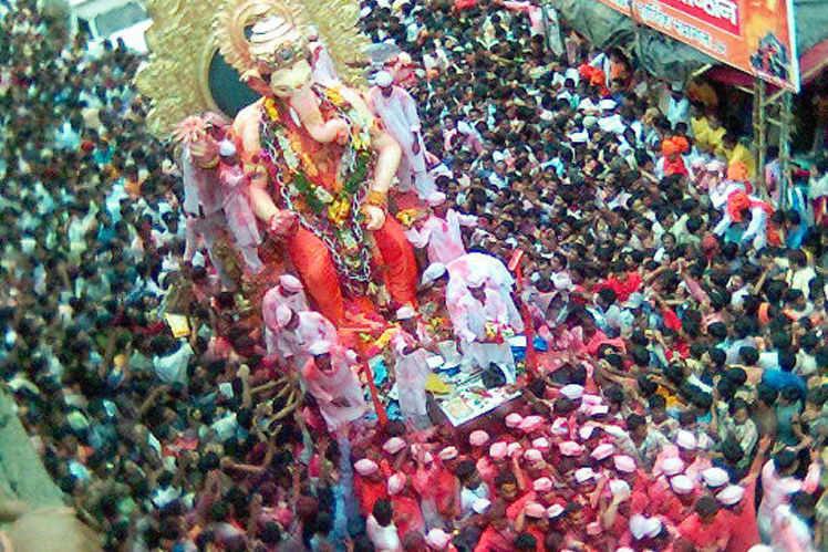 Ganesh chaturthi 2018 : Famous Ganpati pandals in Mumbai