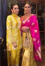 Kareena Kapoor Khan and Karishma all set for Ganesh Chaturthi