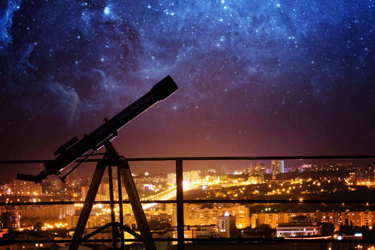 Observatories in India, visit India's popular astronomical
