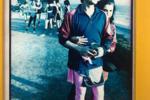 Throwback: Shah Rukh Khan wears pink leotard print pants in style