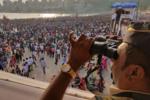 Visarjan, under the watchful eyes of the Mumbai police