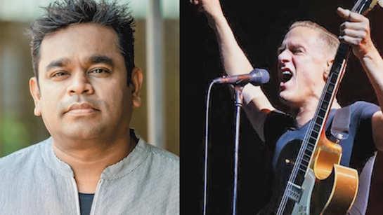 Music maestros Bryan Adams and AR Rahman to jam together