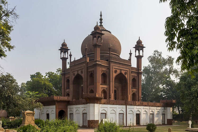 Image result for hessings tomb in agra