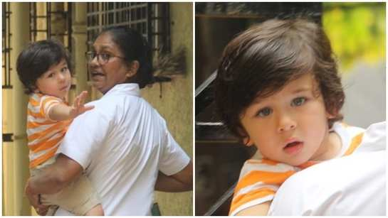 You will be shocked to know Taimur's nanny's salary